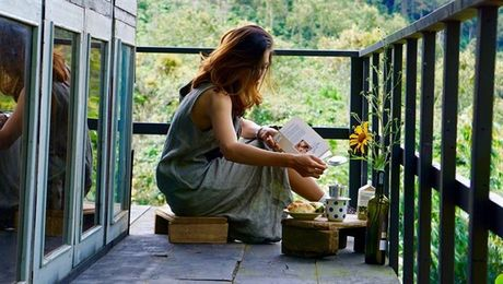 Check-in homestay hoang so giua rung 'khong ton mot xu' o Da Lat - Anh 4