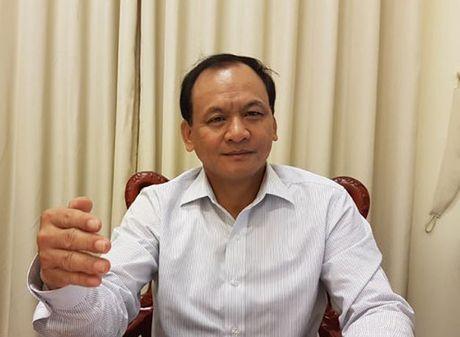 Lanh dao Bo GTVT noi ve cao toc Bac - Nam: Chung toi de nghi chi dinh thau - Anh 2
