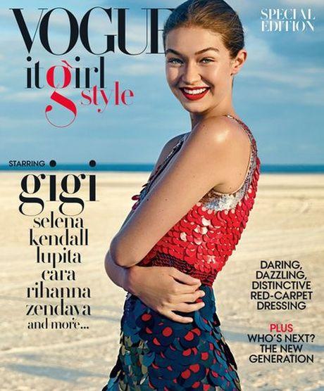 Gigi Hadid xinh dep quyen ru tua thien than - Anh 8