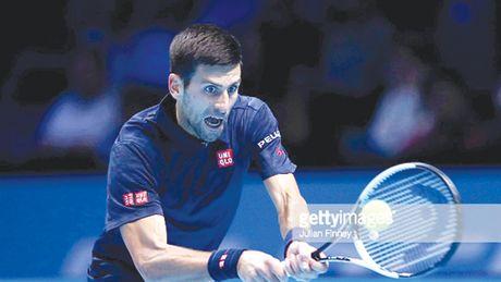 Ap luc de nang Djokovic - Anh 1