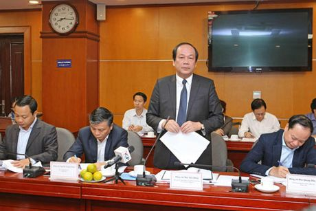Bo Cong Thuong can nghiem tuc rut kinh nghiem cong tac can bo - Anh 1