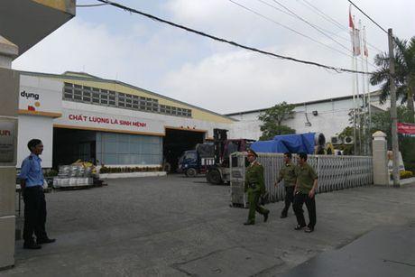Phoi hop dam bao ANTT tai cac khu cong nghiep - Anh 1