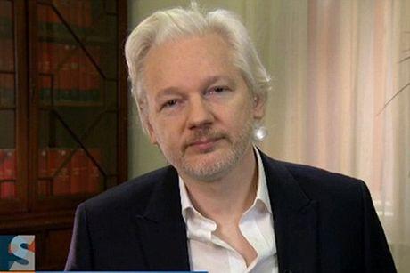 Nha sang lap WikiLeaks bi tham van - Anh 1