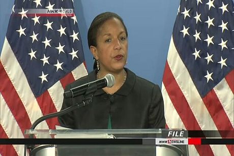 Ba Susan Rice: My can tiep tuc can du vao chau A - Anh 1