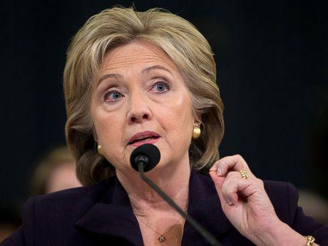 So ba Clinton trung cu Tong thong My, Nga tung len phuong an bau tong thong som? - Anh 1
