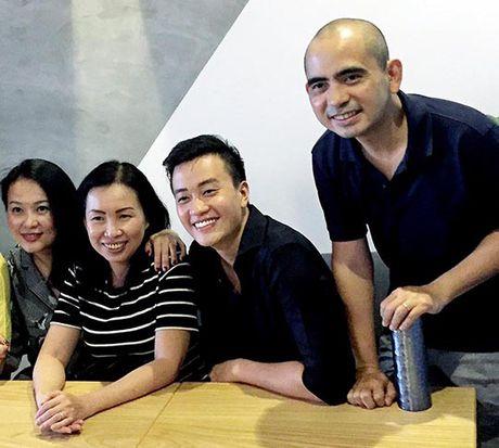 Tang Thanh Ha pha le di su kien ung ho nguoi mau Minh Anh - Anh 1