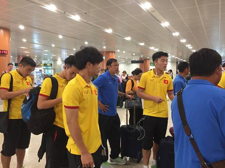 DT Viet Nam dat chan toi Myanmar, phan chan truoc hanh trinh AFF Cup 2016 - Anh 2