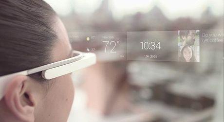 Apple dang lam kinh thuc te ao giong Google Glass? - Anh 1