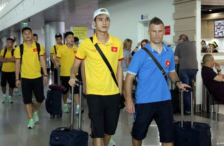 Chum anh tuyen Viet Nam len duong 'san vang' AFF Cup - Anh 11