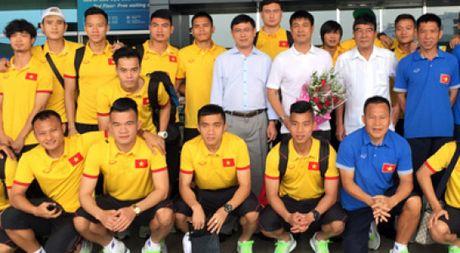 Chum anh tuyen Viet Nam len duong 'san vang' AFF Cup - Anh 1
