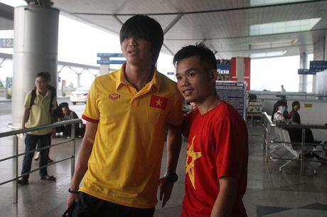Chum anh tuyen Viet Nam len duong 'san vang' AFF Cup - Anh 8