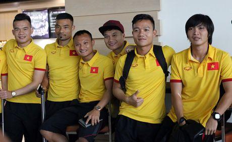 Chum anh tuyen Viet Nam len duong 'san vang' AFF Cup - Anh 9