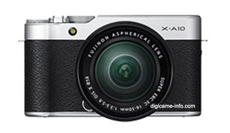 Fujifilm sap ra mat mirrorless X-A10 gia re hon X-A3 - Anh 2