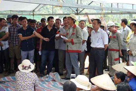 Luong Son (Hoa Binh): Tang doi thoai de giam khieu kien - Anh 1