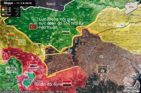 Chien su Syria: My-Tho dua xi phan, IS bat ngo 'nhuong' 210 lang - Anh 1