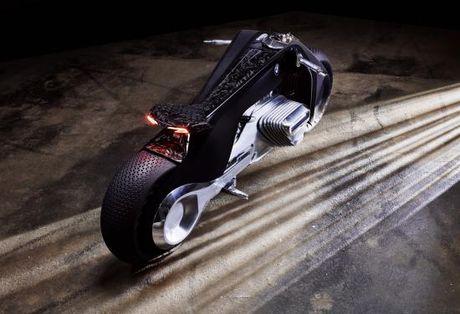 Mo to BMW Vision Next 100 den tu tuong lai - Anh 5