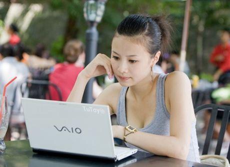 Nhung sai lam thuong mac phai khi su dung laptop - Anh 1