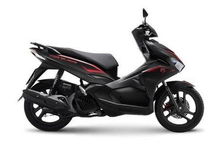 Honda bat ngo ra phien ban Air Blade 125cc son mo dac biet - Anh 1