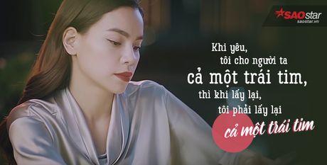 Ha Ho va nhung triet ly tinh yeu rat… phu nu - Anh 9