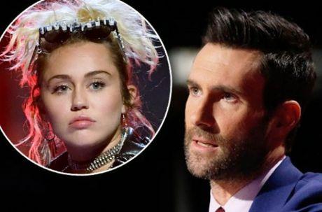 Adam Levine muon roi ghe nong, The Voice US sap 'tan ra' vi… Miley Cyrus? - Anh 2