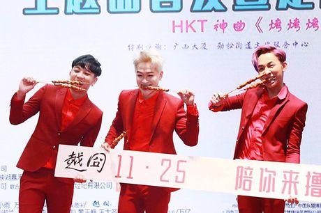 Nhom HKT: 'Tham hoa co la gi, 10 nam qua chung toi van duoc fan yeu thuong' - Anh 3