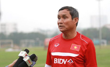 HLV Mai Duc Chung: 'Hay ton trong quyet dinh cua Huu Thang' - Anh 1