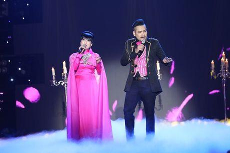 Dam Vinh Hung bat khoc khi hoc tro dang quang Tuyet dinh song ca - Anh 3