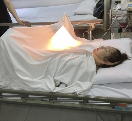 Ro nghi van Ky Duyen noi lai voi ban trai dai gia; Phi Thanh Van dot quy vi kiet suc - Anh 2