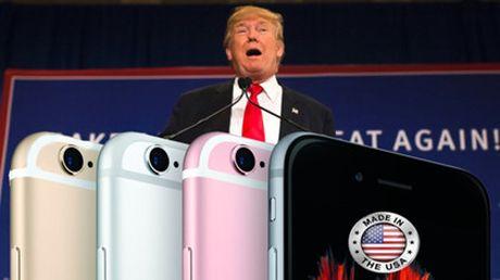 Trung Quoc doa han che iPhone neu Trump gay chien tranh thuong mai - Anh 2