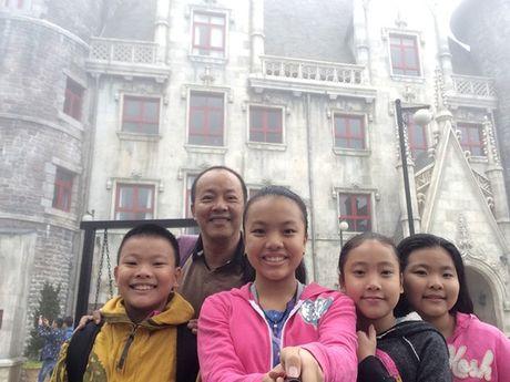 NSUT Duc Hai: Tu vai 'Thach Sung' den ong bo 4 con - Anh 1