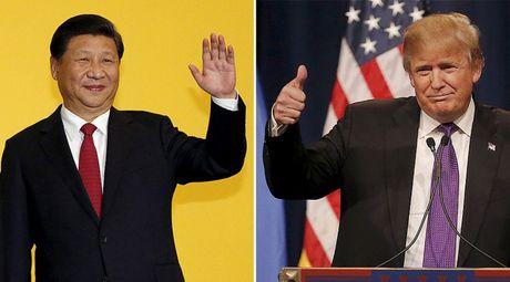 Bao Trung Quoc ca ngoi kinh nghiem va tu tuong cua ong Trump - Anh 1