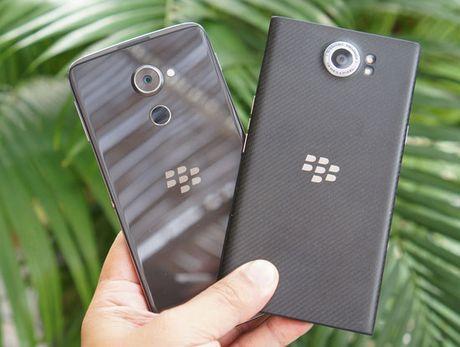 Ngam BlackBerry DTEK60 sieu bao mat len ke hom nay - Anh 12