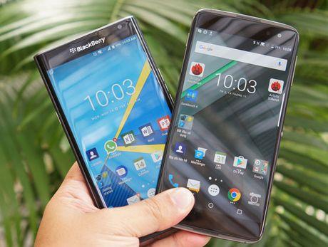 Ngam BlackBerry DTEK60 sieu bao mat len ke hom nay - Anh 13