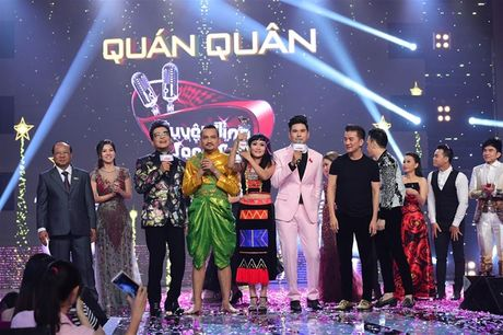 Hoc tro Mr Dam dang quang 'Tuyet dinh song ca' - Anh 2