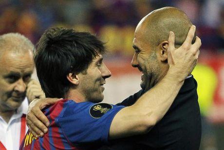 Messi se tai ngo voi ong thay Pep Guadiola tai Man City - Anh 1
