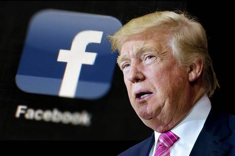 Donald Trump: 'Facebook, Twitter giup toi chien thang' - Anh 1