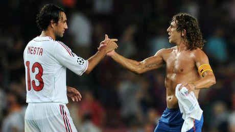 Puyol khong coi Ronaldo la doi thu kho xoi - Anh 4