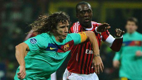 Puyol khong coi Ronaldo la doi thu kho xoi - Anh 8