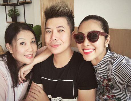 Tang Thanh Ha du su kien giua tin mang bau 6 thang - Anh 2
