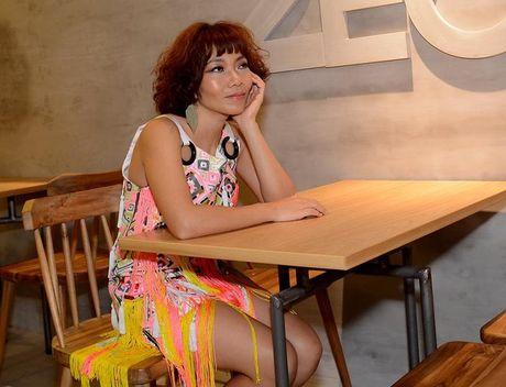 Tang Thanh Ha du su kien giua tin mang bau 6 thang - Anh 4