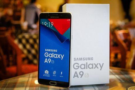 Samsung Galaxy A9 ve gia duoi 7 trieu dong tai Viet Nam - Anh 1