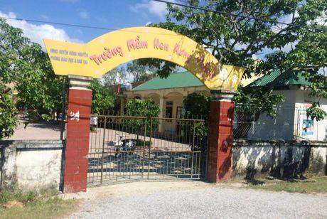 Phu huynh cho con nghi hoc de phan doi lam thu - Anh 1