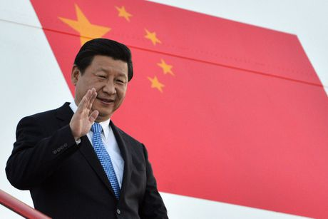 Trump chinh thuc dien dam voi lanh dao Nga, Trung - Anh 2