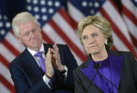 Tro ta cua Hillary Clinton 'tien tri' that cu - Anh 1