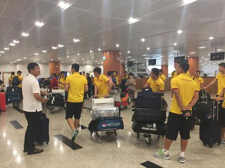 DT Viet Nam do bo Yangon, bat dau hanh trinh chinh phuc AFF Cup - Anh 1