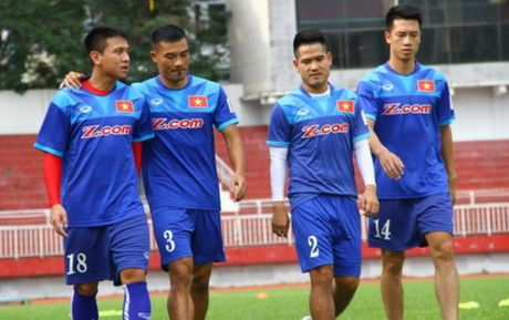 DT Viet Nam len duong du AFF Cup 2016 - Anh 1