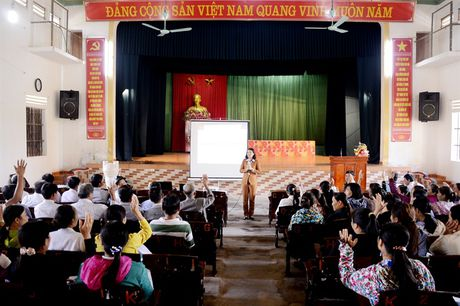 LCASP Nam Dinh 'cam tay chi viec' - Anh 1
