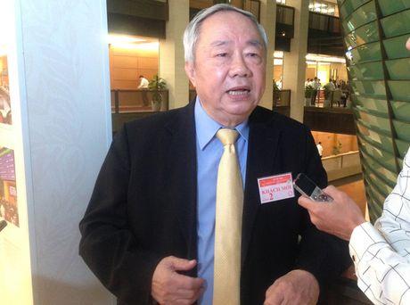 "Xu ly ky luat ong Vu Huy Hoang: Nen ""danh"" vao… danh du! - Anh 1"