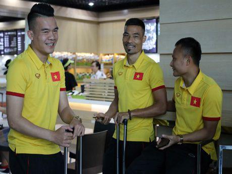 Tuyen Viet Nam hao hung len duong 'san' vang AFF Cup 2016 - Anh 2