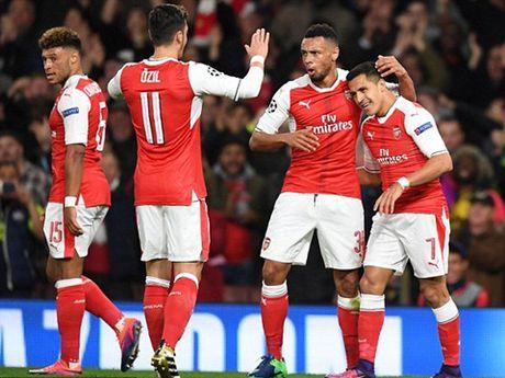 Arsenal mua nay chac thang den muc nao? - Anh 1